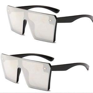 NIB Oversized Kardashian Kylie style Sunglasses